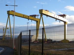 Samson & Goliath Cranes - Belfast