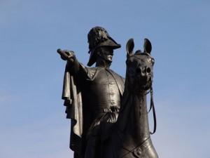 Aldershot Wellington Statue